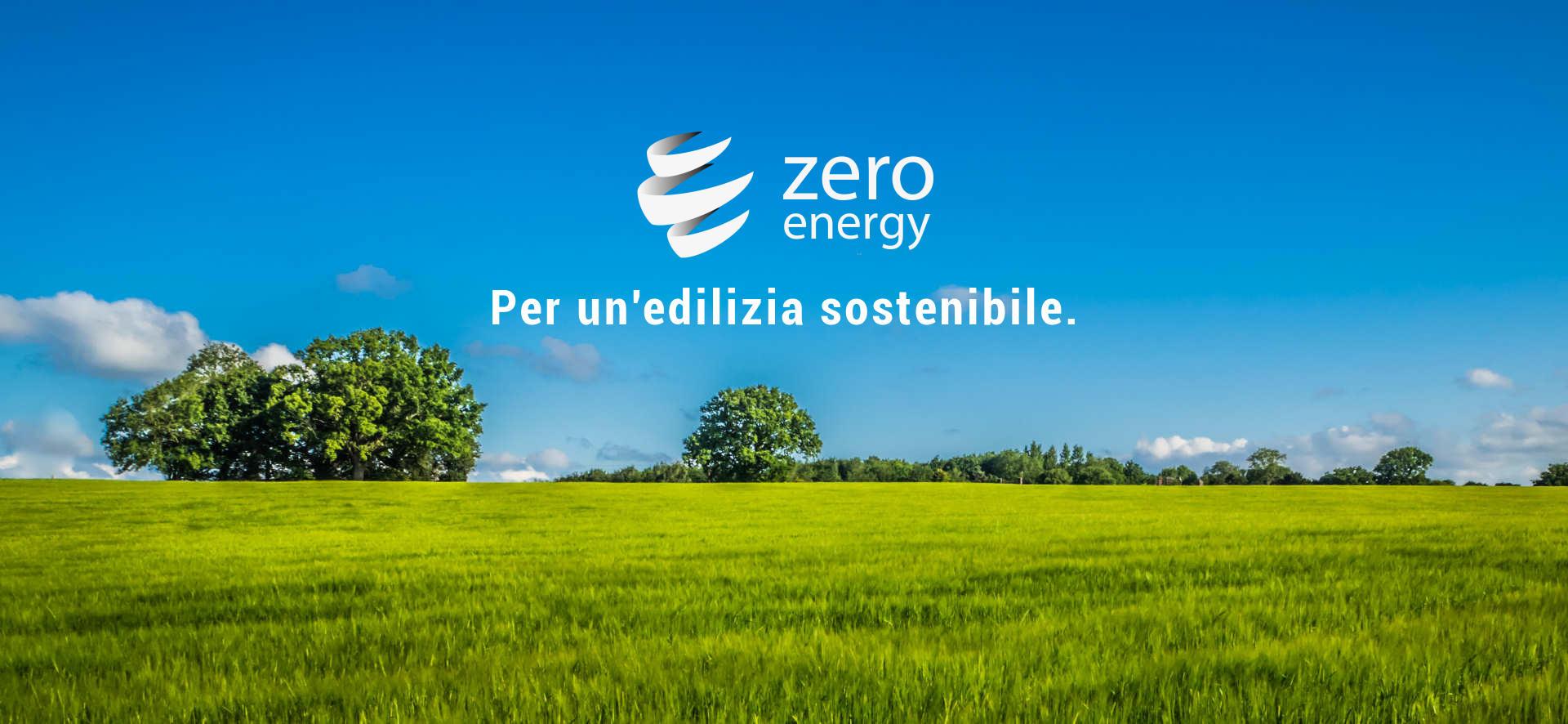 zero energy home logo